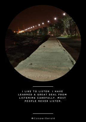 Quote image - #Quote #Wording #Saying #interface #background #circle #shapes #circular #night #symbol
