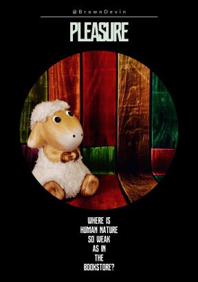 Quote image - #Quote #Wording #Saying #kunterbunt #cutefigure #sheep #top #funny #circular #drum