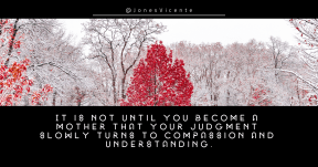 Quote image - #Quote #Wording #Saying #spring #freezing #blizzard #branch #winter #tree