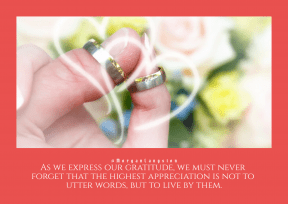 Quote image - #Quote #Wording #Saying #thumb #wedding #roses #heart #rings #background