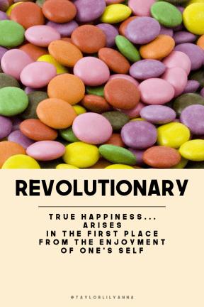 Quote image - #Quote #Wording #Saying #smarties #background #bonbonslentils #color #colour