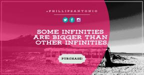 Saying Card Design - #Quote #Saying #Wording #CallToAction #pink #and #black #panorama #graphics #aeolian