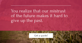 Saying Card Design - #Quote #Saying #Wording #CallToAction #controls #farm #media #control #crop #black
