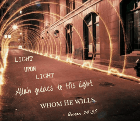 Light upon light (Quran)