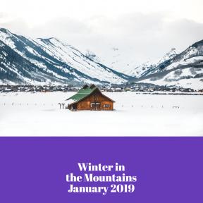 Winter January 2019