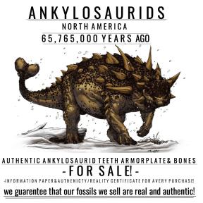 ankylosaur afdeling