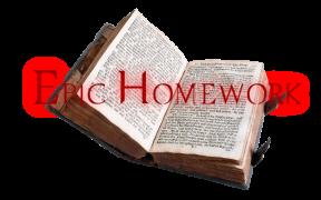 Epic Homework