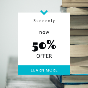 Image design template for sales - #banner #businnes #sales #CallToAction #salesbanner #pale #home #paperback #book #studying #10 #classroom #object