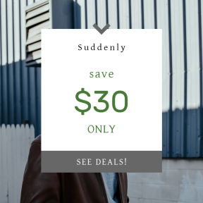 Image design template for sales - #banner #businnes #sales #CallToAction #salesbanner #geometric #millennial #architecture #cool #brown #leather
