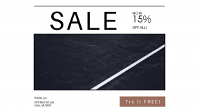 FullHD image template for sales - #banner #businnes #sales #CallToAction #salesbanner #chemistry #white #texture #line #court