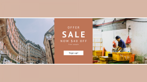 FullHD image template for sales - #banner #businnes #sales #CallToAction #salesbanner #bend #storefront #sky #road #love #architecture #business #store #street #building