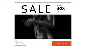 FullHD image template for sales - #banner #businnes #sales #CallToAction #salesbanner #leg #model #'white #portrait #business #blackandwhite #buttock #person