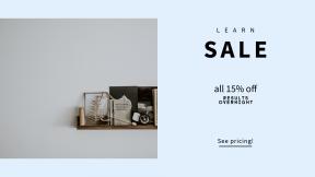 FullHD image template for sales - #banner #businnes #sales #CallToAction #salesbanner #print #interior #decor #shelf #vintage #shelving #decoration #earthly