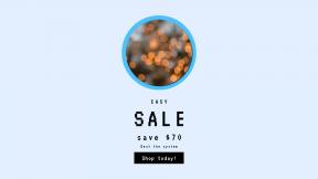 FullHD image template for sales - #banner #businnes #sales #CallToAction #salesbanner #circular #tone #shape #black #bokah #interface #holiday #yellow