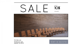 FullHD image template for sales - #banner #businnes #sales #CallToAction #salesbanner #brown #curve #space #theatre #conference #wood #theater #lecture