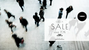 FullHD image template for sales - #banner #businnes #sales #CallToAction #salesbanner #train #person #group #station #travel #circular #hall #geometric #geometrical