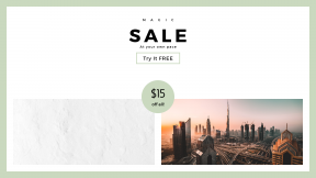 FullHD image template for sales - #banner #businnes #sales #CallToAction #salesbanner #khalifa #sunrise #highway #pattern #conference #exterior #dubai