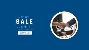 FullHD image template for sales - #banner #businnes #sales #CallToAction #salesbanner #entrepreneur #partnership #drinking #device #room #meeting #formal