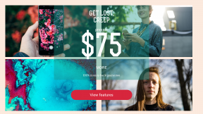FullHD image template for sales - #banner #businnes #sales #CallToAction #salesbanner #flowers #taking #texting #water #beautiful #phone #person