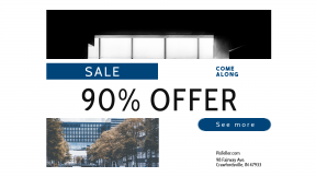 FullHD image template for sales - #banner #businnes #sales #CallToAction #salesbanner #bracket #canal #bands #chair #ragged #rectangles #corporate #inset