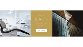 FullHD image template for sales - #banner #businnes #sales #CallToAction #salesbanner #abstract #looking #chair #traditional #technology #tooth