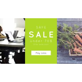 Image design template for sales - #banner #businnes #sales #CallToAction #salesbanner #method #teamwork #raised #bed #working #productivity
