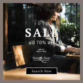 Image design template for sales - #banner #businnes #sales #CallToAction #salesbanner #connection #working #business #woman #break #technology #laptop #typing #sun