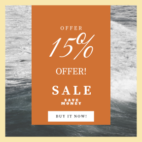 Image design template for sales - #banner #businnes #sales #CallToAction #salesbanner #sport #male #travel #vacation #alone #man #outdoors #surfing #nikon #sea