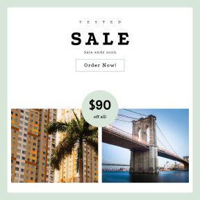 Image design template for sales - #banner #businnes #sales #CallToAction #salesbanner #high #bright #saigon #minh #window #bridge