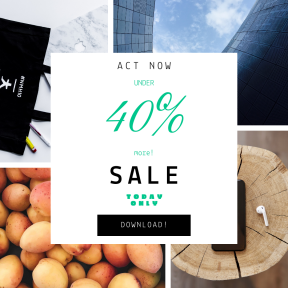 Image design template for sales - #banner #businnes #sales #CallToAction #salesbanner #sky #fruit #peach #wireless #frame