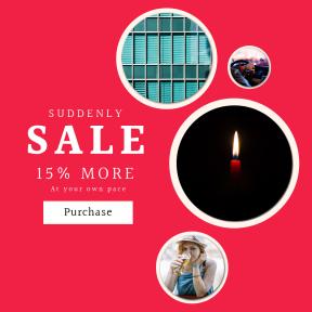 Image design template for sales - #banner #businnes #sales #CallToAction #salesbanner #bokeh #blue #car #clean #drive #fire