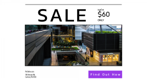 FullHD image template for sales - #banner #businnes #sales #CallToAction #salesbanner #wall #window #light #miami #escalator #mall #centre #brickell #barrier