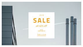 FullHD image template for sales - #banner #businnes #sales #CallToAction #salesbanner #chimney #modern #plane #sky #building #stack #industrial #architecture