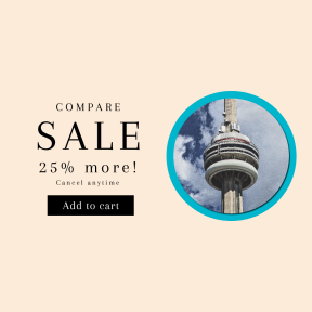Image design template for sales - #banner #businnes #sales #CallToAction #salesbanner #up #construction #person #tower #skywalk #sky #communication #scraper #antenna #canada