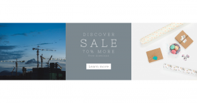Card design template for sales - #banner #businnes #sales #CallToAction #salesbanner #sunrise #diy #flatlay #light #present #dusk