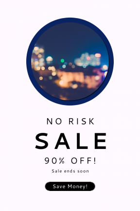 Portrait design template for sales - #banner #businnes #sales #CallToAction #salesbanner #background #of #inset #out #frame #blurred #clear #night #skyscraper #backgrouns