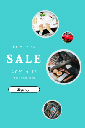 Portrait design template for sales - #banner #businnes #sales #CallToAction #salesbanner #mavicpro #all #aerial #nail #vehicle #wheel #street #roof #industry #pool