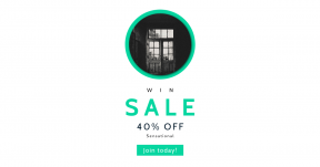 Card design template for sales - #banner #businnes #sales #CallToAction #salesbanner #white #building #mysteriou #dog #weathered #and #old #door #black