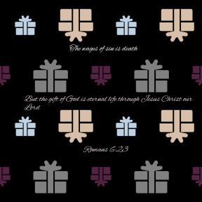 Pattern Design - #IconPattern #PatternBackground #presents #birthday #present #wrapping #ribbon #gifts