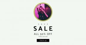 Card design template for sales - #banner #businnes #sales #CallToAction #salesbanner #portrait #wall #circular #urban #dance