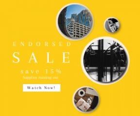 Square large web banner template for sales - #banner #businnes #sales #CallToAction #salesbanner #portrait #construction #man #computer #white #male #photographs