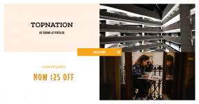 Card design template for sales - #banner #businnes #sales #CallToAction #salesbanner #indoor #immense #study #direction #arrows #notebook #woman #next #architecture #geometric