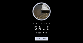 Card design template for sales - #banner #businnes #sales #CallToAction #salesbanner #summer #inverted #shore #wood #photography #boat #dock #relax