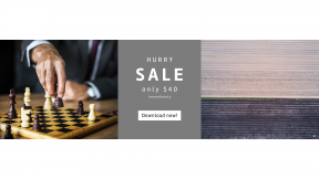 FullHD image template for sales - #banner #businnes #sales #CallToAction #salesbanner #chess #field #planning #drohne #pattern #agrarculture #aerial #drone
