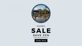 FullHD image template for sales - #banner #businnes #sales #CallToAction #salesbanner #watercourse #circular #resources #rural #knee-high #view #waterway #agriculture
