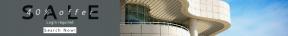 Leaderboard web banner template for sales - #banner #businnes #sales #CallToAction #salesbanner #facade #angele #californium #construction #modern #cloud