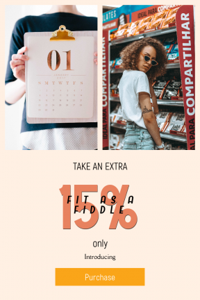 Portrait design template for sales - #banner #businnes #sales #CallToAction #salesbanner #school #hipster #organizing #sunglass #female #sunglasses