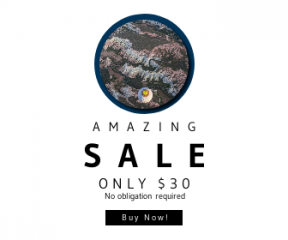 Square large web banner template for sales - #banner #businnes #sales #CallToAction #salesbanner #plateau #kapadokya #fly #geography #aerial #balloon