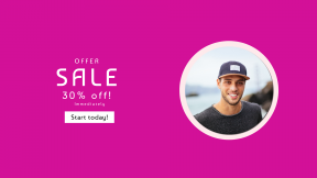 FullHD image template for sales - #banner #businnes #sales #CallToAction #salesbanner #fashion #man #dentist #smile #face