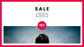 FullHD image template for sales - #banner #businnes #sales #CallToAction #salesbanner #looking #lanka #hair #hill #tour #guy #head